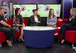 Global News Interview: Edmonton 2019 Children's Mental Health Conference
