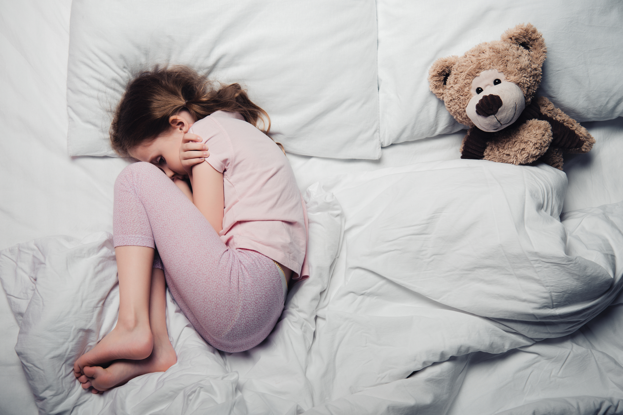 When the Worry Bugs are in Your Tummy: Helping a Child with Anxiety